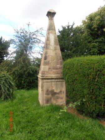 Henry Jenkins Grave