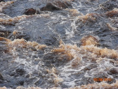 Keld river water