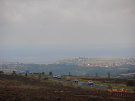 Whitby from Sleights Moor